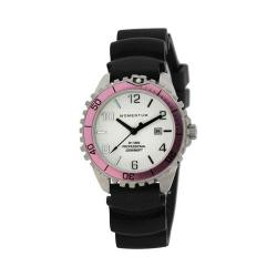 Women's Momentum Watch M1 Mini Rubber Pink/Black Rubber