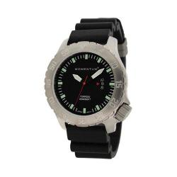 Men's Momentum Watch Torpedo Rubber Black/Black Rubber