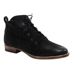 Women's Diba True E Nuff Black Leather