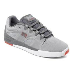 Men's DC Shoes Maddo Grey/Red