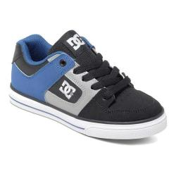 Boys' DC Shoes Pure Black/Armor/Royal