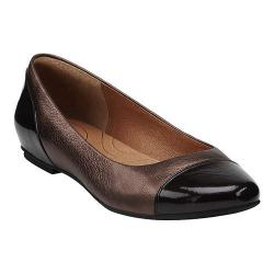 Women's Clarks Valley Moon Bronze Leather