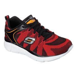 Boys' Skechers Equalizer Quick Reaction Sneaker Red/Black