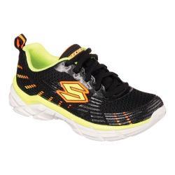 Boys' Skechers Rive Seize Sneakers Black/Yellow