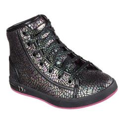 Girls' Skechers Shoutouts High Top Black/Multi