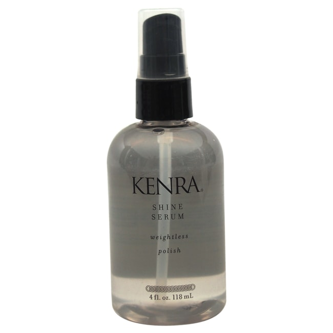 Kenra 4-ounce Shine Serum Weightless Polish