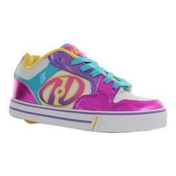 Children's Heelys Motion White/Fuchsia/Multi