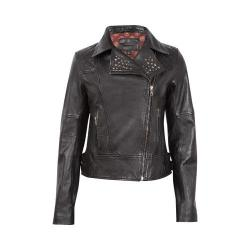 Women's Durango Boot Demi Monde Jacket Black Leather