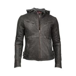 Men's Durango Boot Outlaw Jacket Black Leather