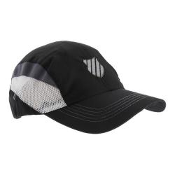 Men's K-Swiss Bigshot Pro Cap (2-Pack) Black/Grey/White