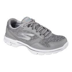 Women's Skechers GOwalk 3 Motive Sneaker Gray
