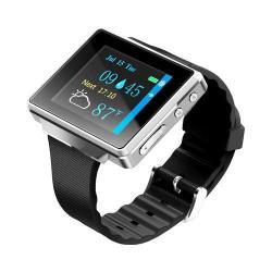 Carepeutic Medi-Alert Watch (Black Strap) Black