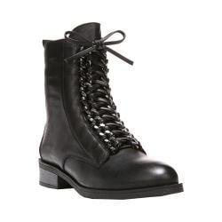 Women's Fergie Footwear Nemo Boot Black Leather