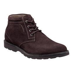 Men's Nunn Bush Tomah Ankle Boot Brown Suede