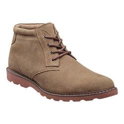Men's Nunn Bush Tomah Ankle Boot Sand Suede