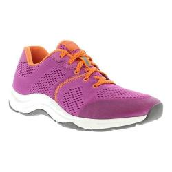 Women's Vionic with Orthaheel Technology Action Emerald Lace Up Berry