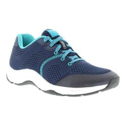Women's Vionic with Orthaheel Technology Action Emerald Lace Up Navy