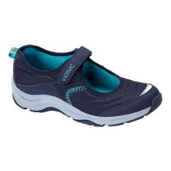 Women's Vionic with Orthaheel Technology Action Sunset Mary Jane Navy
