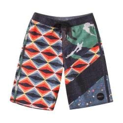 Boys' O'Neill Jordy Freakout Boardshorts Orange