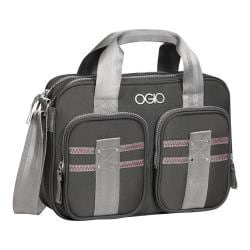 Women's OGIO Barcelona Shoulder Bag Gray/Pink