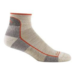 Men's Darn Tough Vermont 1/4 Sock Cushion 1905 (2 Pairs) Oatmeal 15914132
