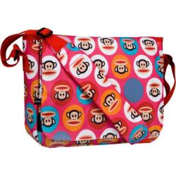 Children's Wildkin Kickstart Messenger Bag Paul Frank Core Dot