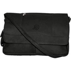 Pangea Black NBA Utah Jazz 17-inch Laptop Messenger Bag