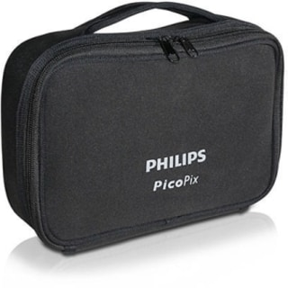 Philips Carrying Case (Pouch) for Projector - Black