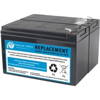 eReplacements UPS Battery
