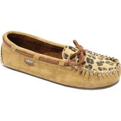 Women's Lamo Sabrina Moc II Chestnut/Leopard
