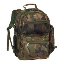 Everest Oversize Woodland Camo Backpack Woodland Camo