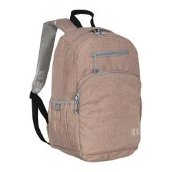 Everest Stylish Laptop Backpack Tan