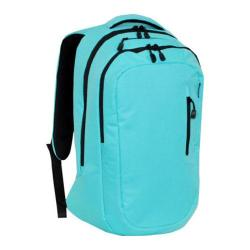 Everest Deluxe Laptop Backpack 4045LTDLX Aqua Blue