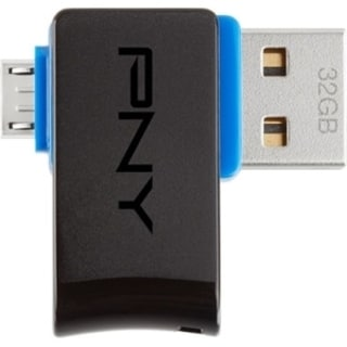 PNY 32GB On The Go USB Flash Drive