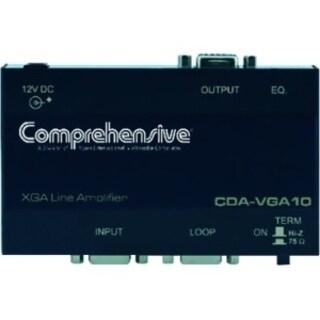 Comprehensive 1x1 VGA/XGA Line Driver