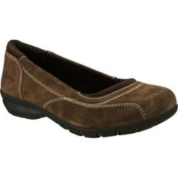 Women's Skechers Relaxed Fit Career Girl Friday Brown