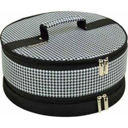 Picnic at Ascot Pie/Cake Carrier Houndstooth 13246340