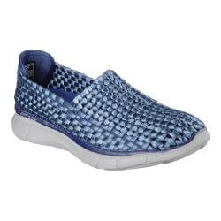 Women's Skechers Equalizer Slip On Night Sky/Navy