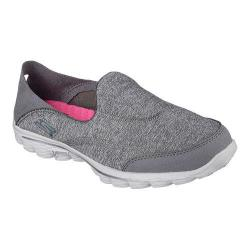Women's Skechers GOwalk 2 Commit Slip On Gray