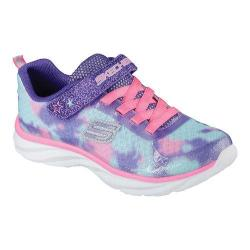 Girls' Skechers Pepsters Sneaker Purple/Multi