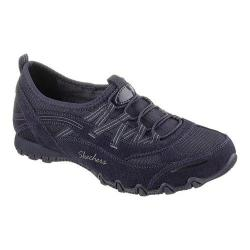 Women's Skechers Relaxed Fit Bikers Movement Navy