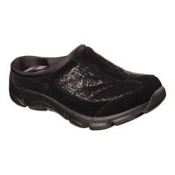 Women's Skechers Relaxed Fit Comfy Living Clog Black