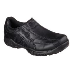 Boys' Skechers Relaxed Fit Grambler Wallace Black/Black