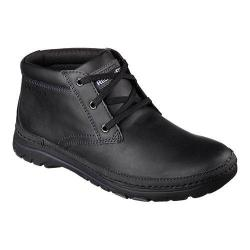 Men's Skechers Relaxed Fit Selected Renton Boot Black