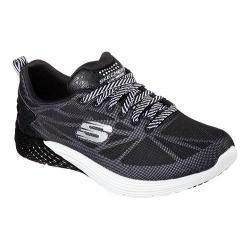 Women's Skechers Relaxed Fit Valeris Front Page Black/White