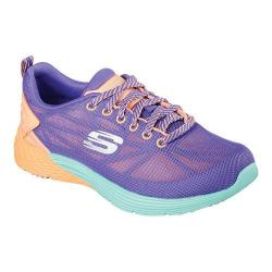 Women's Skechers Relaxed Fit Valeris Front Page Purple