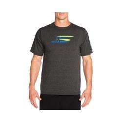Men's Skechers Remastered Breakaway Tee Shirt Dark Charcoal