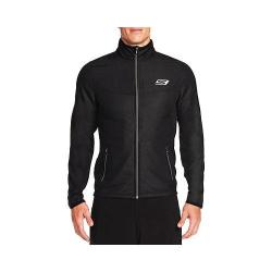 Men's Skechers Remastered Torque Windbreaker Jacket Black