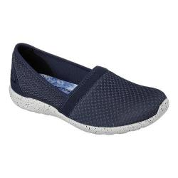 Women's Skechers Stardust Slip On Sure Bet/Navy