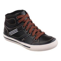 Boys' Skechers Planfix Bowen Black